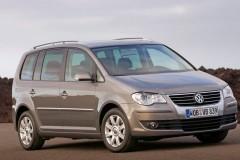 Volkswagen Touran minivena foto attēls 7