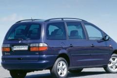 Volkswagen Sharan minivena foto attēls 1