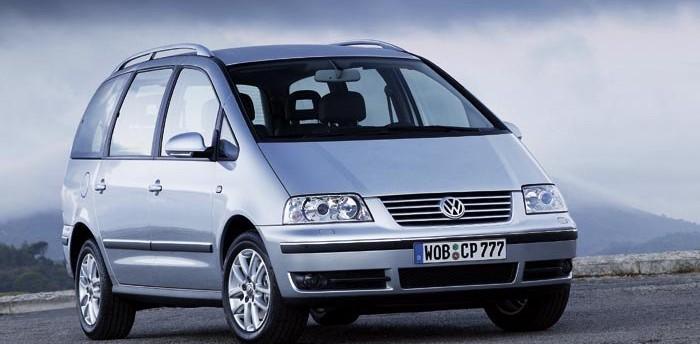 Volkswagen Sharan 2000 foto attēls
