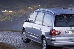 Volkswagen Sharan minivena foto attēls 3