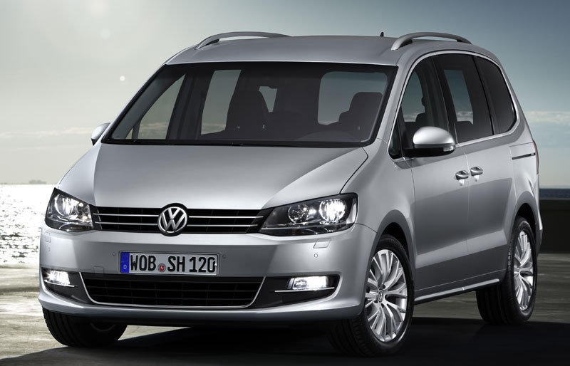 Volkswagen sharan minivan mpv 2010 reviews technical data prices volkswagen sharan minivan photo image 4 fandeluxe Gallery