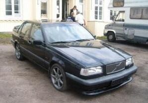 volvo 850 manual 1994