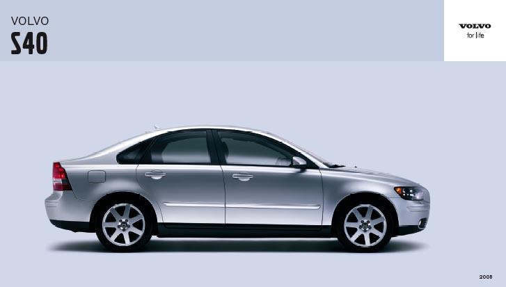 volvo s40 sedan 2004 2007 reviews technical data prices rh auto abc eu 97 Volvo 960 Repair Manual Volvo S60 Manual