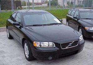 Volvo S60 Sedan 2004 - 2009 reviews, technical data, prices