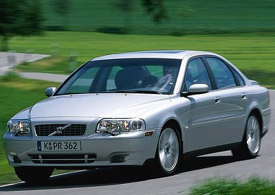 Volvo S80 Sedan 1998 2003 Reviews Technical Data Prices