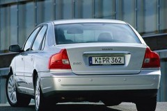 Volvo S80 sedana foto attēls 12