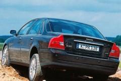 Volvo S80 sedana foto attēls 9