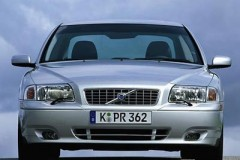 Volvo S80 sedana foto attēls 1