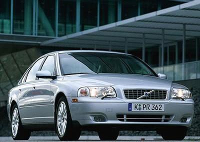 Volvo S80 Sedan 2003  2006 reviews technical data prices