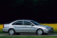 Volvo S80 sedana foto attēls 2
