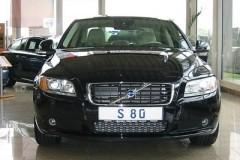 Volvo S80 sedana foto attēls 14