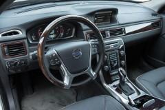 Volvo S80 sedana foto attēls 13