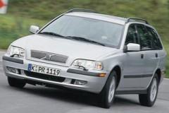 Volvo V40 universāla foto attēls 12
