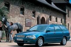 Volvo V40 estate car photo image 8