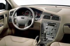 Volvo V70 universāla instrumentu panelis, vadītāja vieta