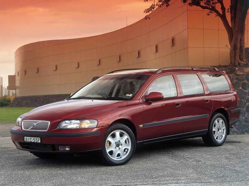 Volvo V70 2000 foto attēls