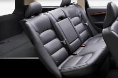Volvo V70 universāla salons, ādas salons