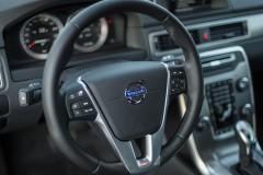Volvo V70 universāla vadītāja vieta