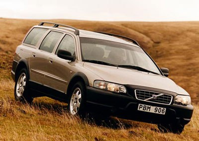 Volvo XC70 2002 foto attēls