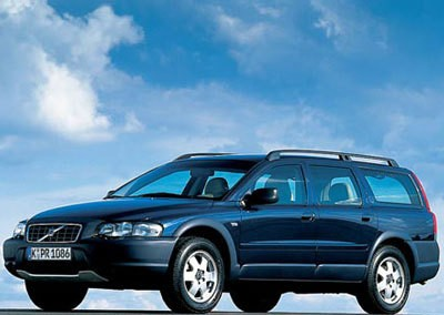 volvo xc70 estate car wagon 2004 2007 reviews. Black Bedroom Furniture Sets. Home Design Ideas