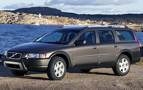 volvo xc70 familiar 2004