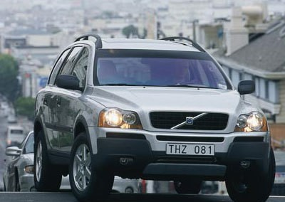 Volvo Xc90 2002 2006 Reviews Technical Data Prices