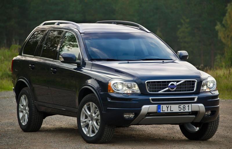 Volvo XC90 2011 foto attēls