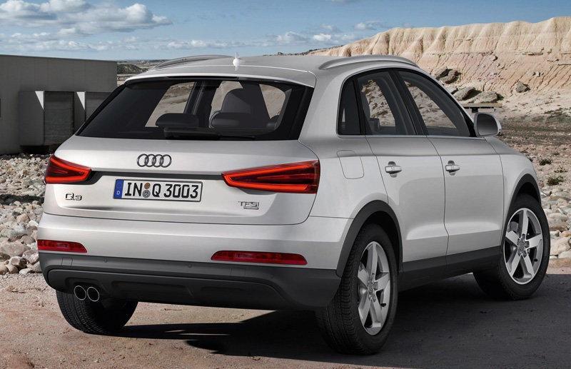 Audi Q3 2011 - 2014 reviews, technical data, prices