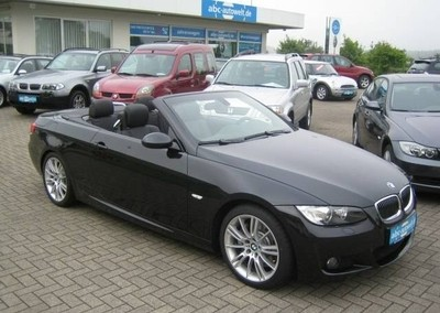 Onwijs BMW 3 series E93 Cabrio 2007 - 2010 reviews, technical data, prices VA-92