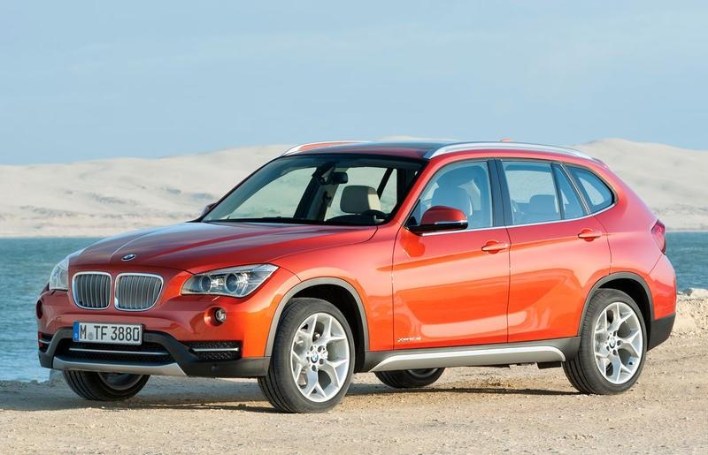 BMW X1 2012 фотоизображение