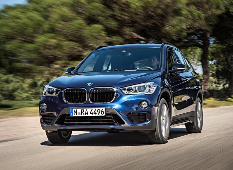 BMW X1 2015 фотоизображение