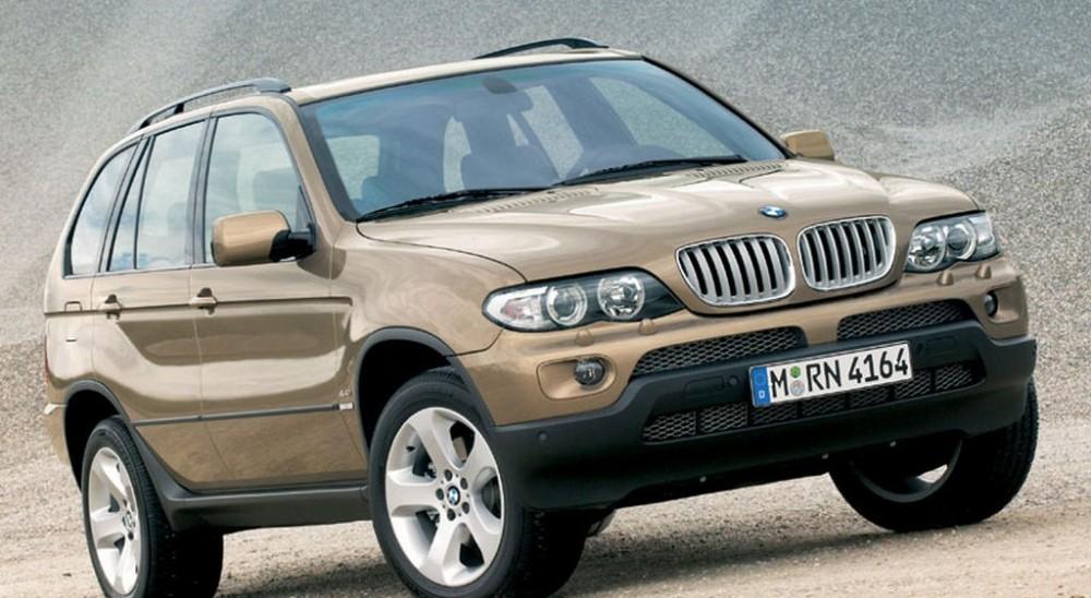 BMW X5 2003 фотоизображение