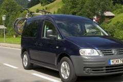 Nieuw Volkswagen Caddy Estate car / wagon 2004 - 2010 reviews, technical LC-24