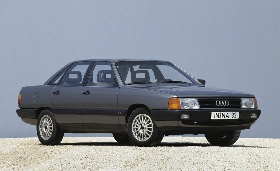 Audi 100 Sedan 1982 - 1988 reviews, technical data, prices
