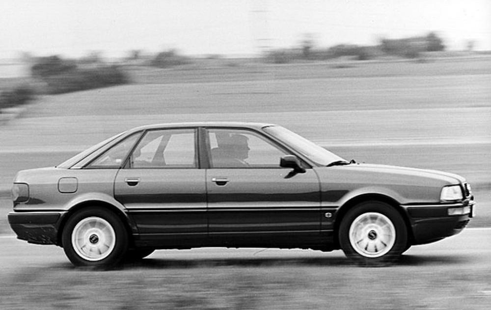 Audi 80 Sedan 1991 - 1995 reviews, technical data, prices