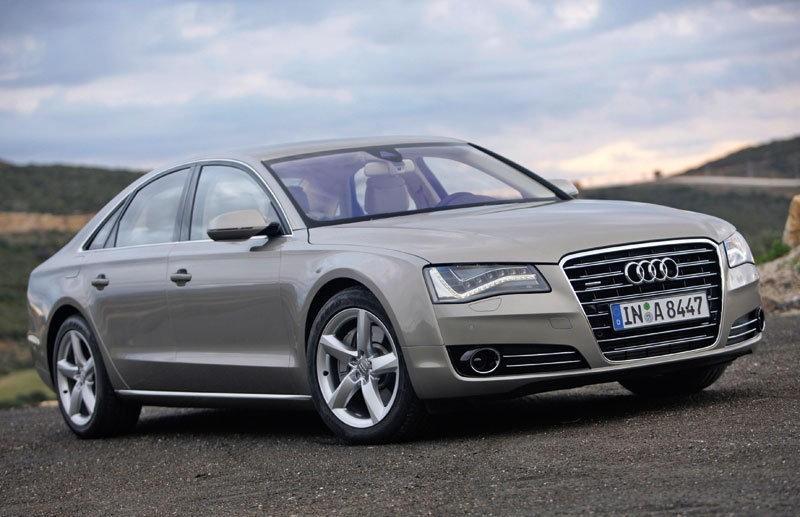 Audi A8 4.2 TDI quattro 2010 - 2013 atsauksmes, tehniskie ...