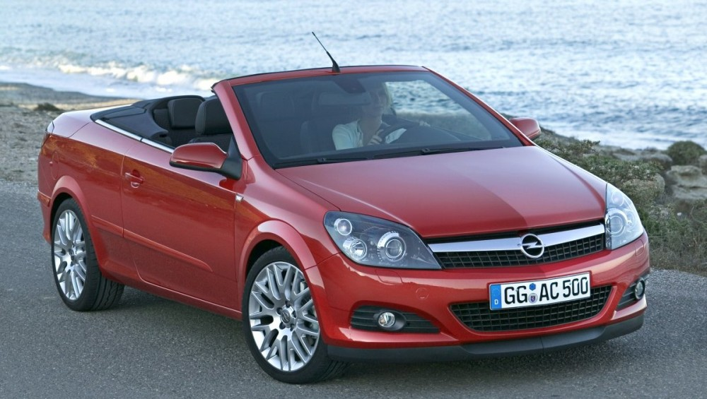 Goede Opel Astra Cabrio 2006 - 2007 reviews, technical data, prices DM-94