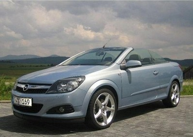 Welp Opel Astra Cabrio 2007 - 2010 reviews, technical data, prices JG-69